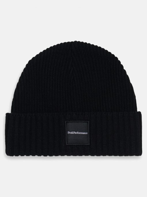Peak Performance Volcan Hat Black