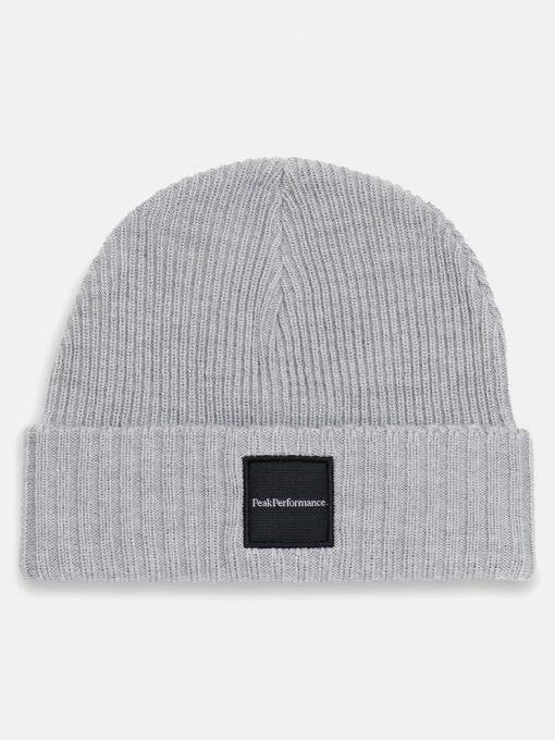 Peak Performance Volcan Hat Medium Grey Melange