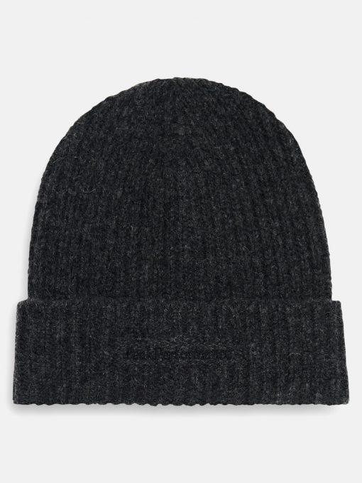 Peak Performance Mys Hat Dark Grey Melange