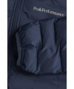 Peak Performance Argon Light Jacket Men Blue Shadow
