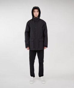 Makia Grit Jacket Black