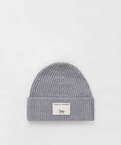 Tiger of Sweden Hollein Beanie Light Grey Melange