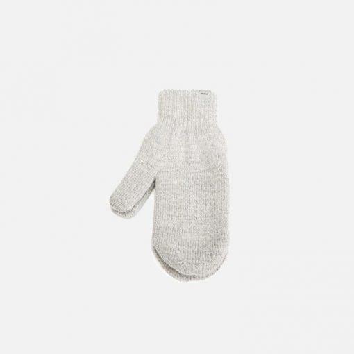 Makia Wool Mittens Grey