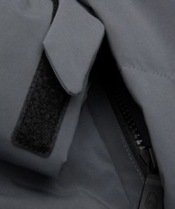 Sail Racing Patrol Down Jacket Grey Solid