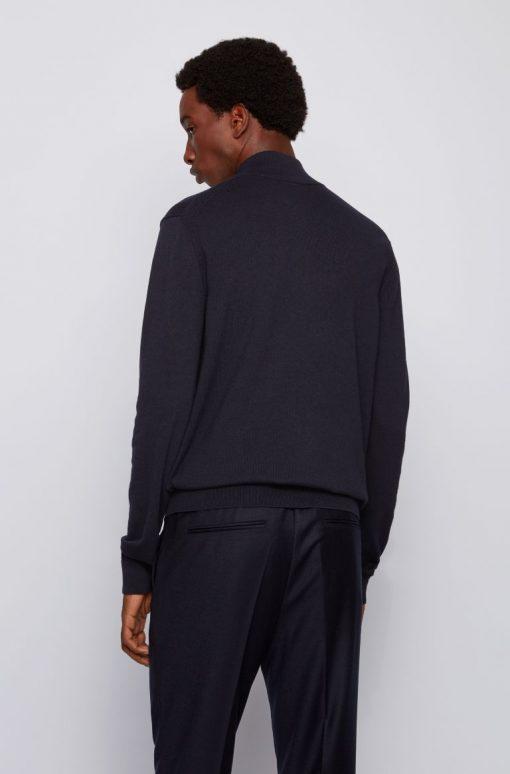 Hugo Boss Maneo Sweater Dark Blue