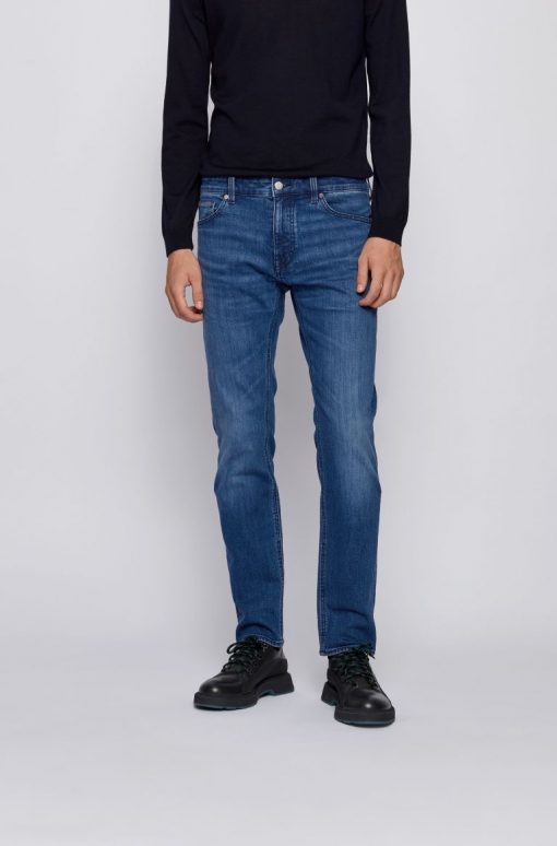 Hugo Boss Maine 3+ Jeans Blue