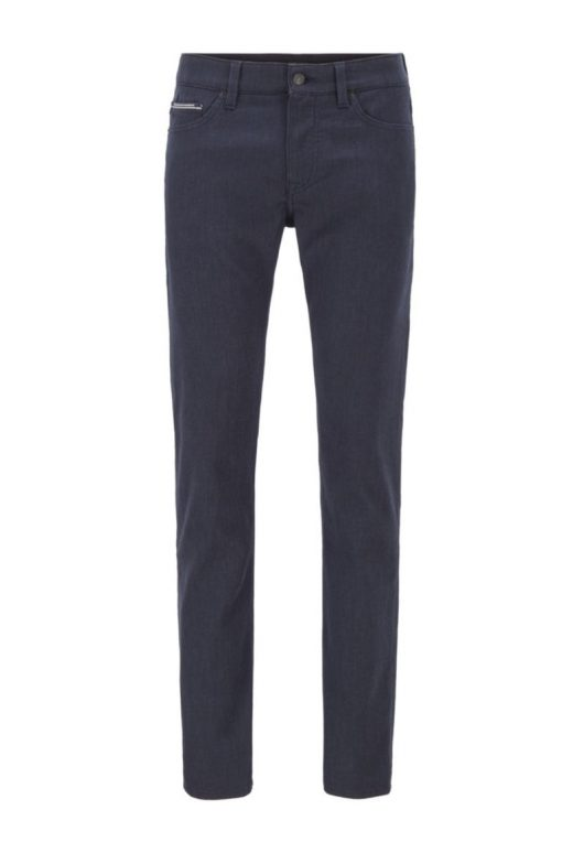 Hugo Boss Delaware 3+1 Jeans Dark Blue