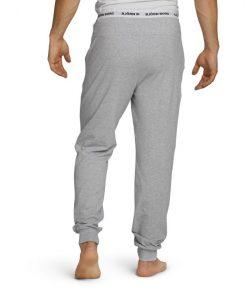 Björn Borg Solid Cuffed Pant Grey Melange