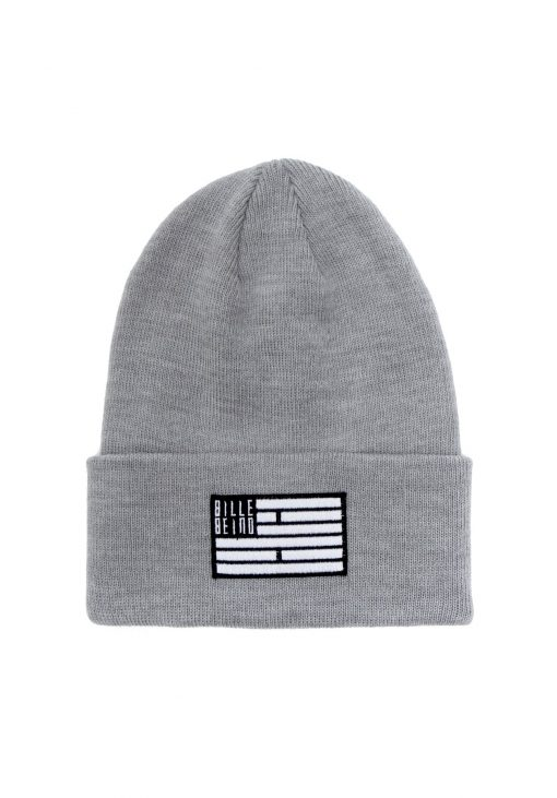 Billebeino Flag Beanie Grey