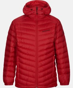 Peak Performance Frost Down Hood Jacket Men The Alpine