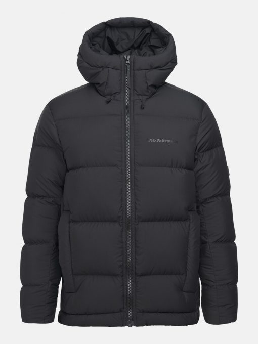 Peak Performance Rivel Jacket Men Black