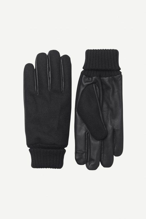 Samsoe & Samsoe Katihar Gloves Black