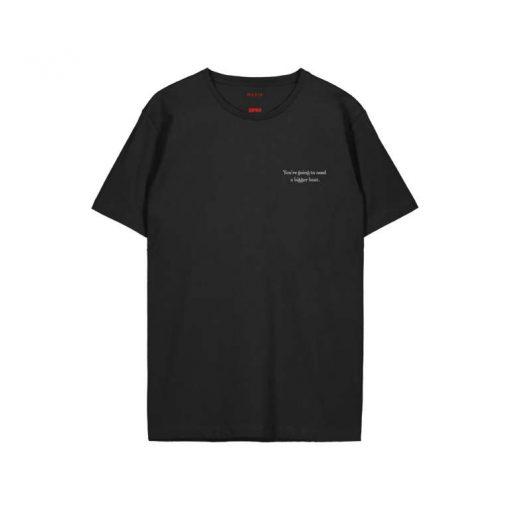 Makia x Rapala Silverback T-shirt Black