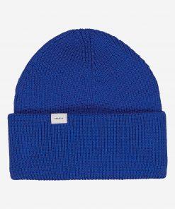 Makia Central Beanie Bright Blue