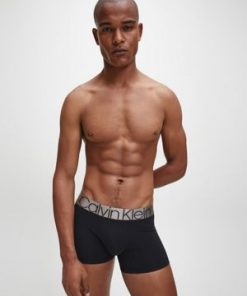 Calvin Klein Icon Trunks Black