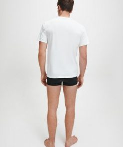 Calvin Klein Lounge Crew Neck T-shirt White