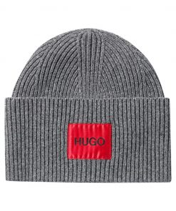 Hugo Boss Xaff 3 Beanie Dark Grey