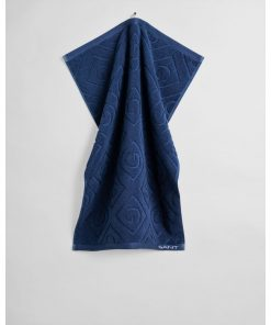Gant Organic Cotton G-Towel Yankee Blue 50 x 70 cm