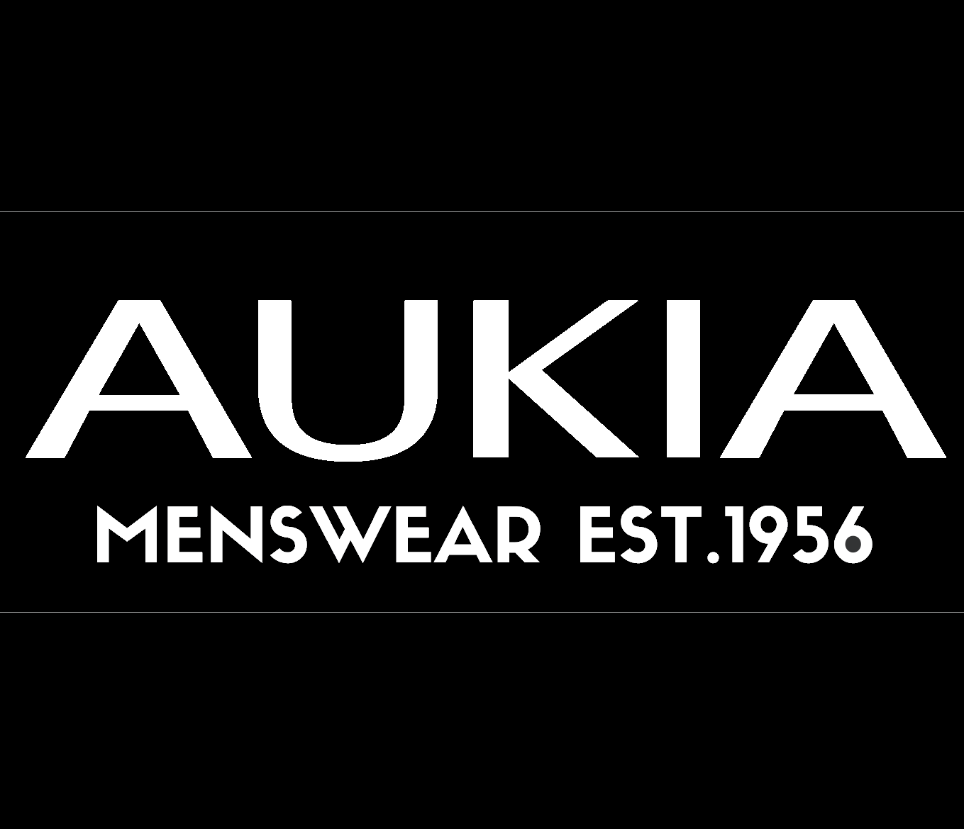 Aukia Menswear