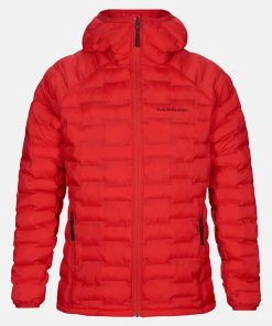 Peak Performance Argon Light Jacket Men Polar Red