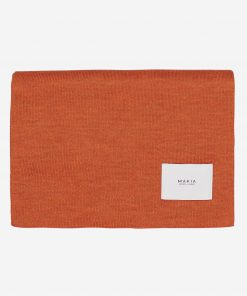 Makia Logical Scarf Terracotta