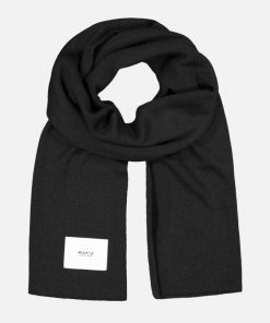 Makia Logical Scarf Black
