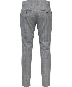 Only & Sons Mark Check Pants Marina