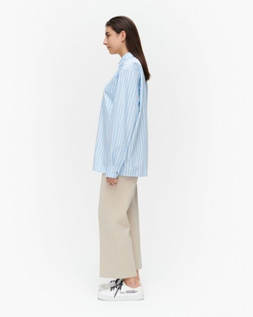 Marimekko Jokapoika Shirt Blue