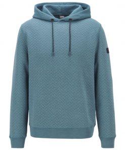Hugo Boss Wetag Jersey Hood