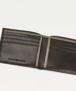 Tommy Hilfiger Monogram Wallet Black