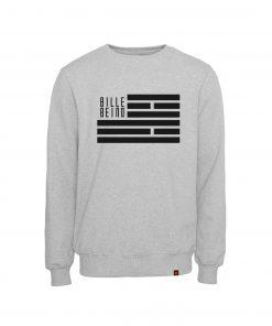 Billebeino Flag Sweatshirt Grey