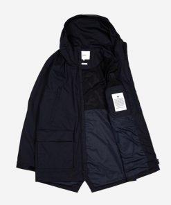Makia Shelter Jacket Dark Navy