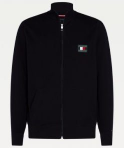 Tommy Hilfiger Icon essentials Zip Throw Black