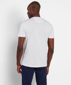 Lyle & Scott Plain T-shirt White