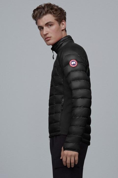 Canada Goose Hybridge Lite Down Jacket Black