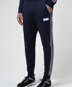 Hugo Boss Donburi Jersey Pants Dark Blue