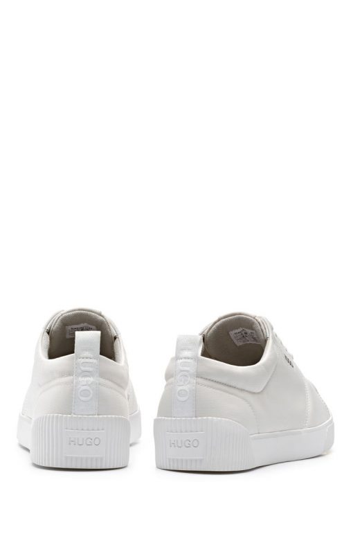 Hugo Boss Zero Tenn Shoes White