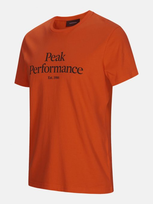 Peak Performance Original Tee Men Super Nova