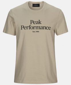 Peak Performance Original Tee Men Celsian Beige