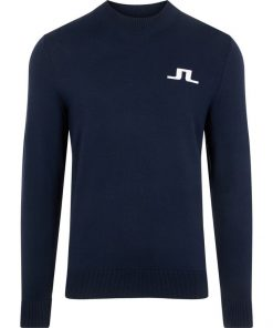 J.Lindeberg Gus Golf Sweater Navy