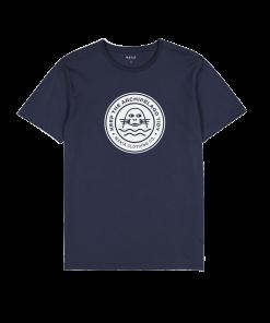 Makia Saaristo T-shirt Dark Navy
