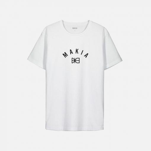Makia Brand T-shirt White