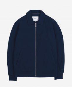 Makia Mark Jacket Dark Blue