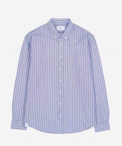 Makia Astor Shirt Dark Blue