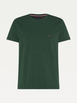 Tommy Hilfiger Organic Cotton T-Shirt Pine Grove