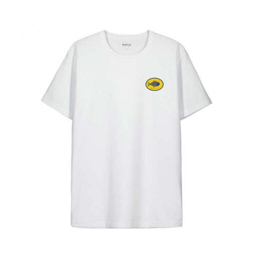 Makia Bream T-shirt White