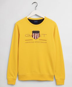 Gant Archive Shield C-Neck Solar Power