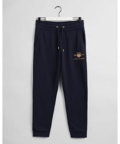 Gant Archive Shield Sweat Pants Evening Blue