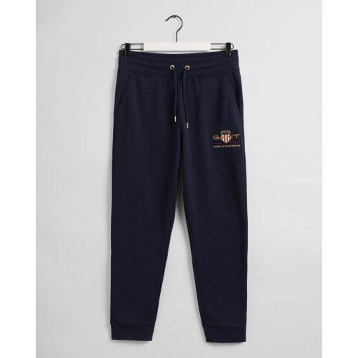 Gant Archive Shield Sweat Pants Evening Blue
