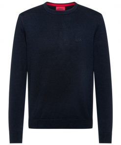 Hugo Boss San Cassius Knit Dark Navy